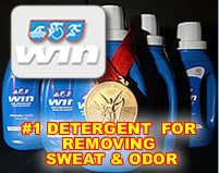 WIN Sport Detergent For Removing Sweat and Odors