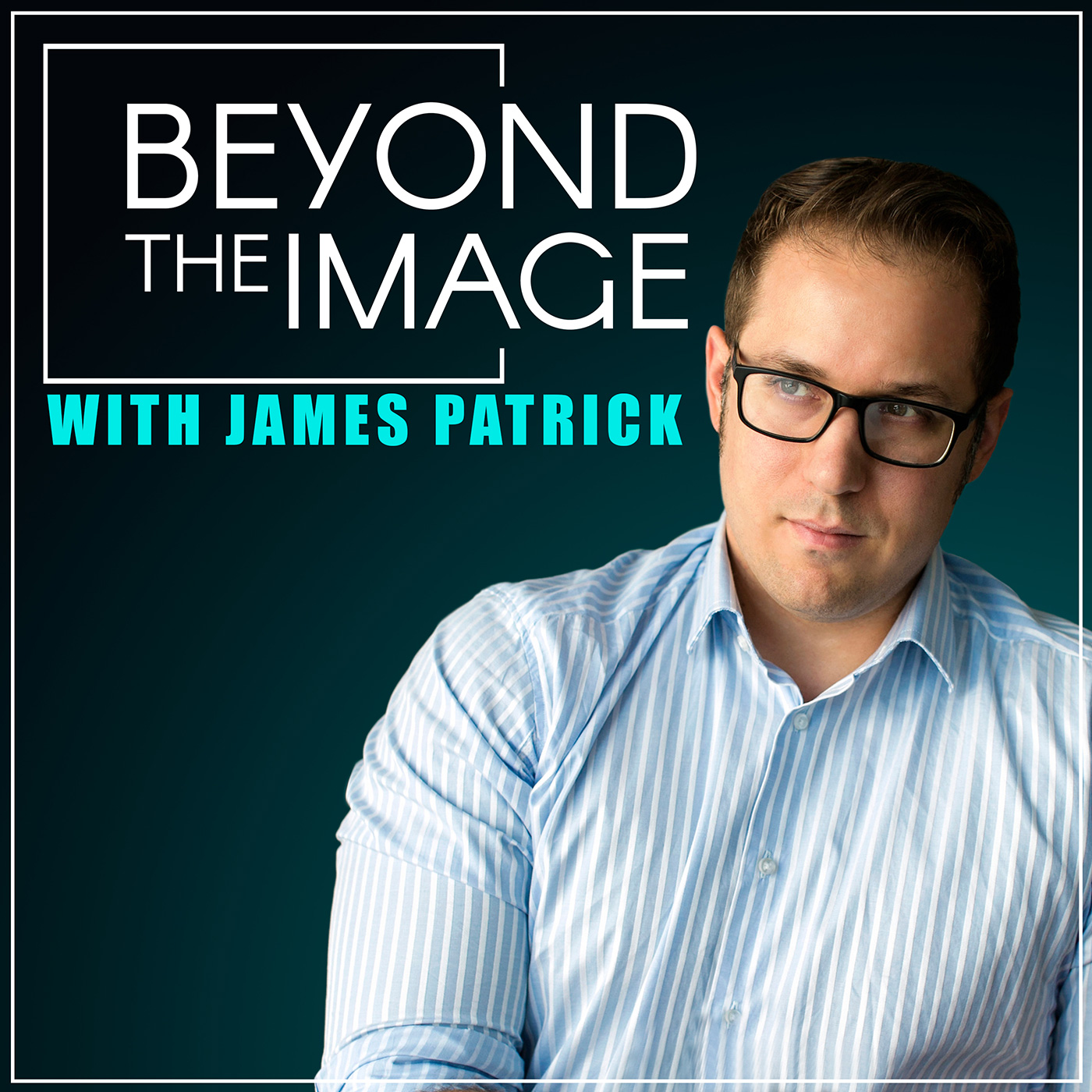 Beyond the Image Podcast show art