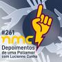 Artwork for NMC #261 - Depoimentos de uma poliamor