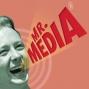 "Artwork for 1132 David Mathison, author, ""Be The Media"" 2010"