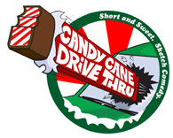 DVD Verdict 277 - Candy Cane Drive Thru