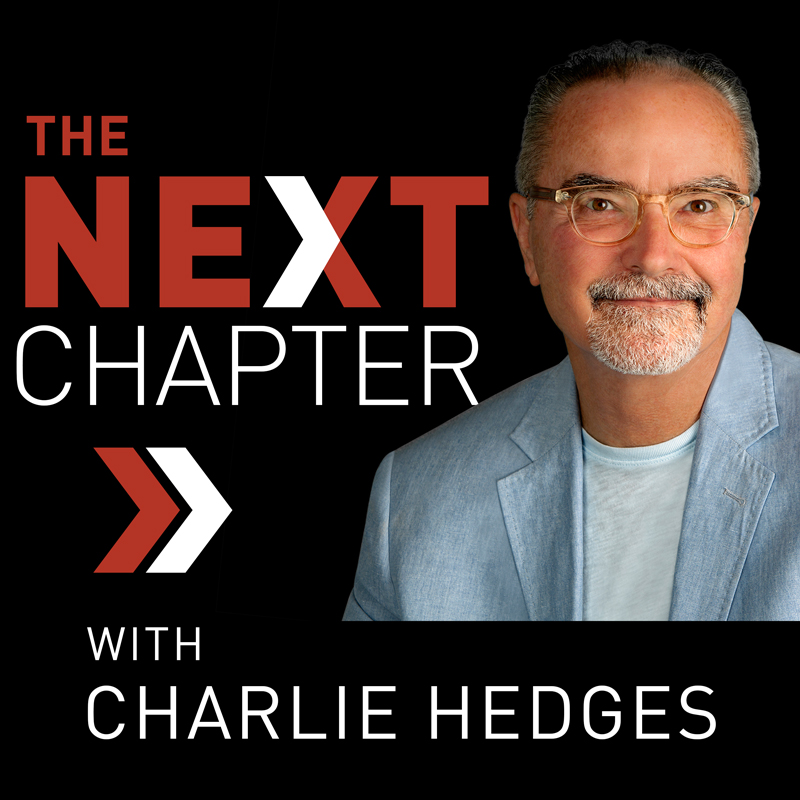 The Next Chapter with Charlie show art