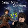 Artwork for E18- Game of Thrones Vs Lord of the Rings