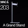 Artwork for The Mac & Forth Show 203 - A Grand Stand