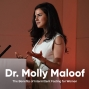 Artwork for Benefits of Intermittent Fasting for Women: Gut Microbiome, Insulin Sensitivity, & More ft. Dr. Molly Maloof    #75