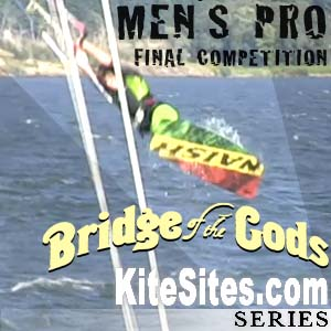 BRIDGE OF THE GODS - Men's Pro Final 2013