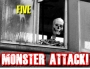 Artwork for FIVE | Monster Attack! Ep. 149