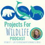 Artwork for Episode 075 - Stephanie Boyles Griffin researches ways to help humans live with wildlife in urban areas