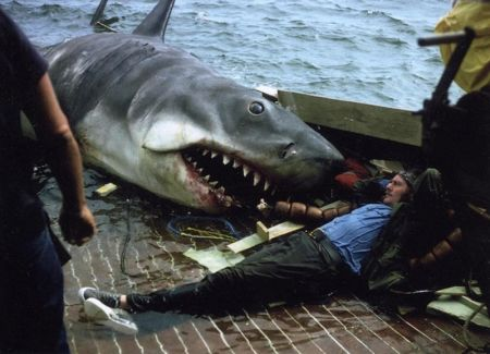 "Episode 110 - ""You're gonna need a bigger boat."" - Sharks in horror! The horror of sharks!"