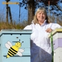 Artwork for Beekeeping in South Carolina with Beekeeper Charlotte - KM117