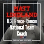 Artwork for U.S. Greco-Roman National Team Coach Matt Lindland