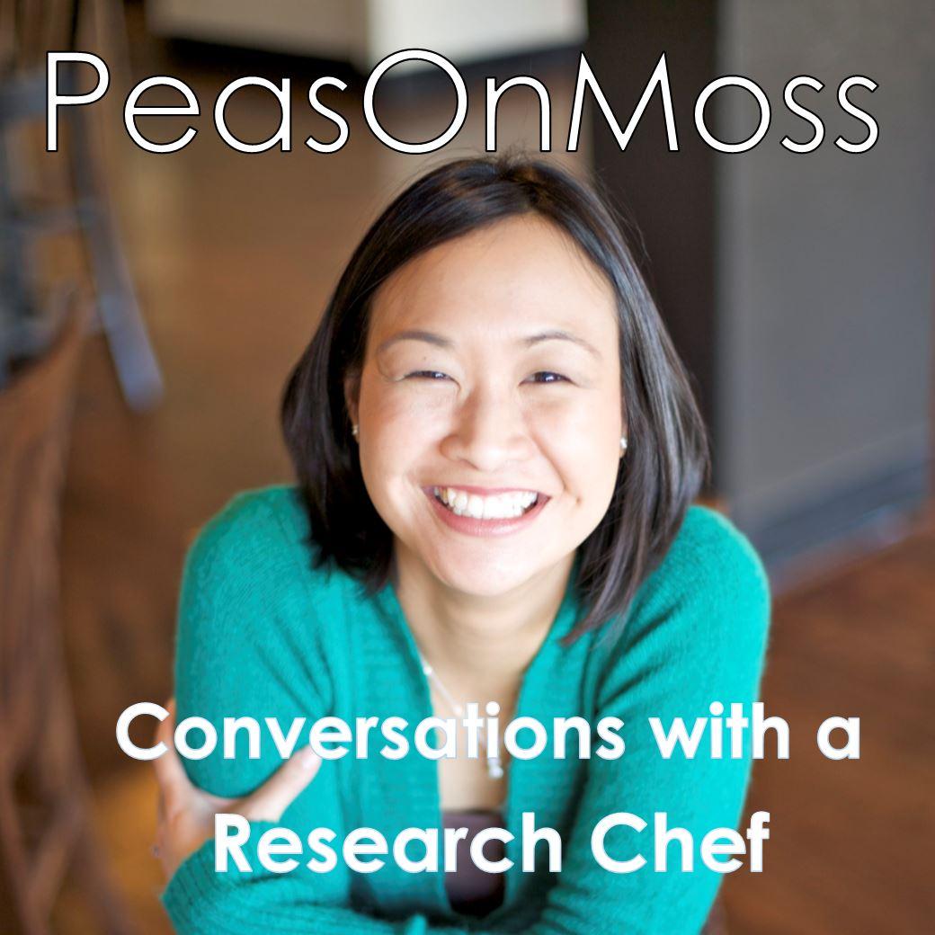 PeasOnMoss Podcast show art