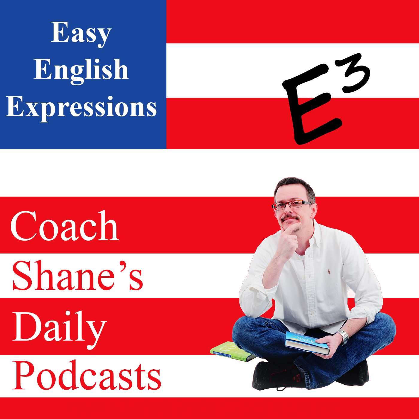 01 Daily Easy English Expression PODCAST--How YOU doin?!!