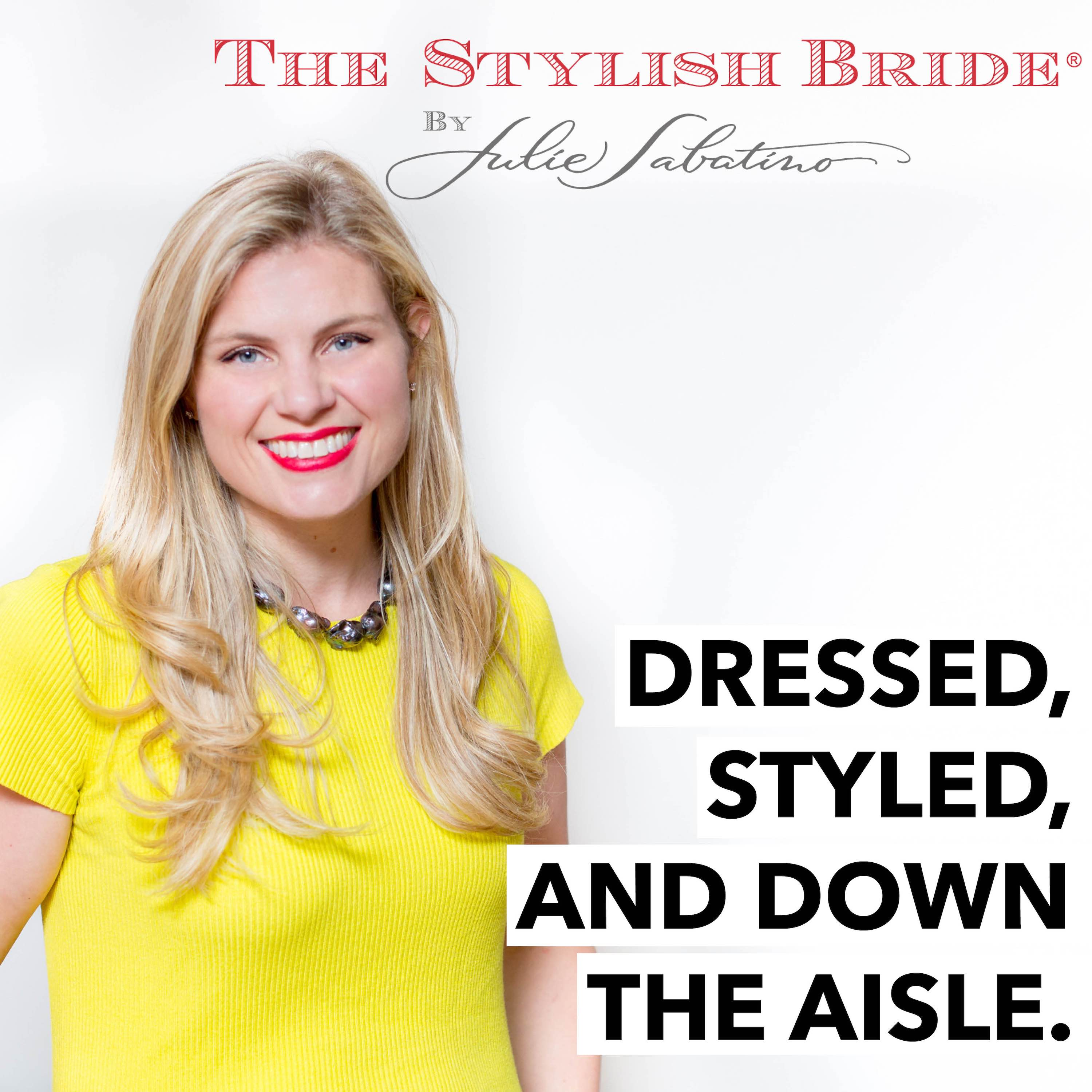 The Stylish Bride show art