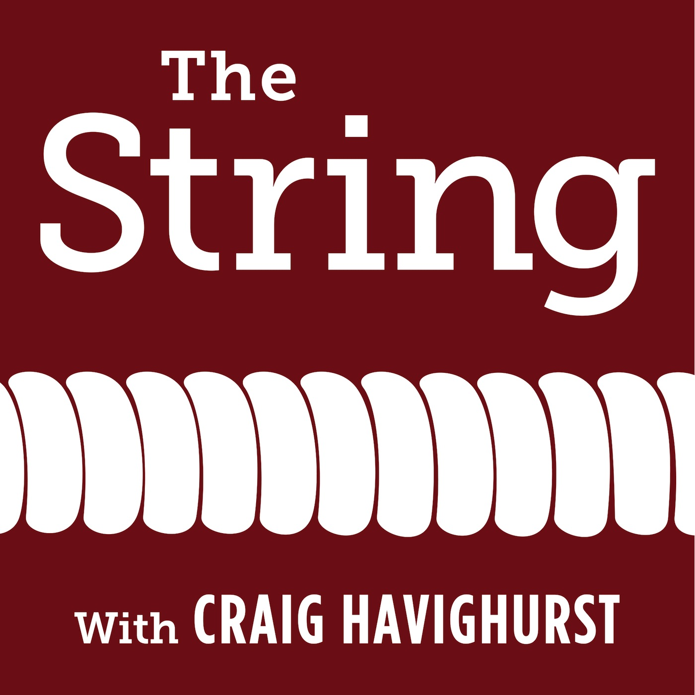 The String show art