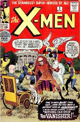 The X-Men Blog -- The X-Men 2