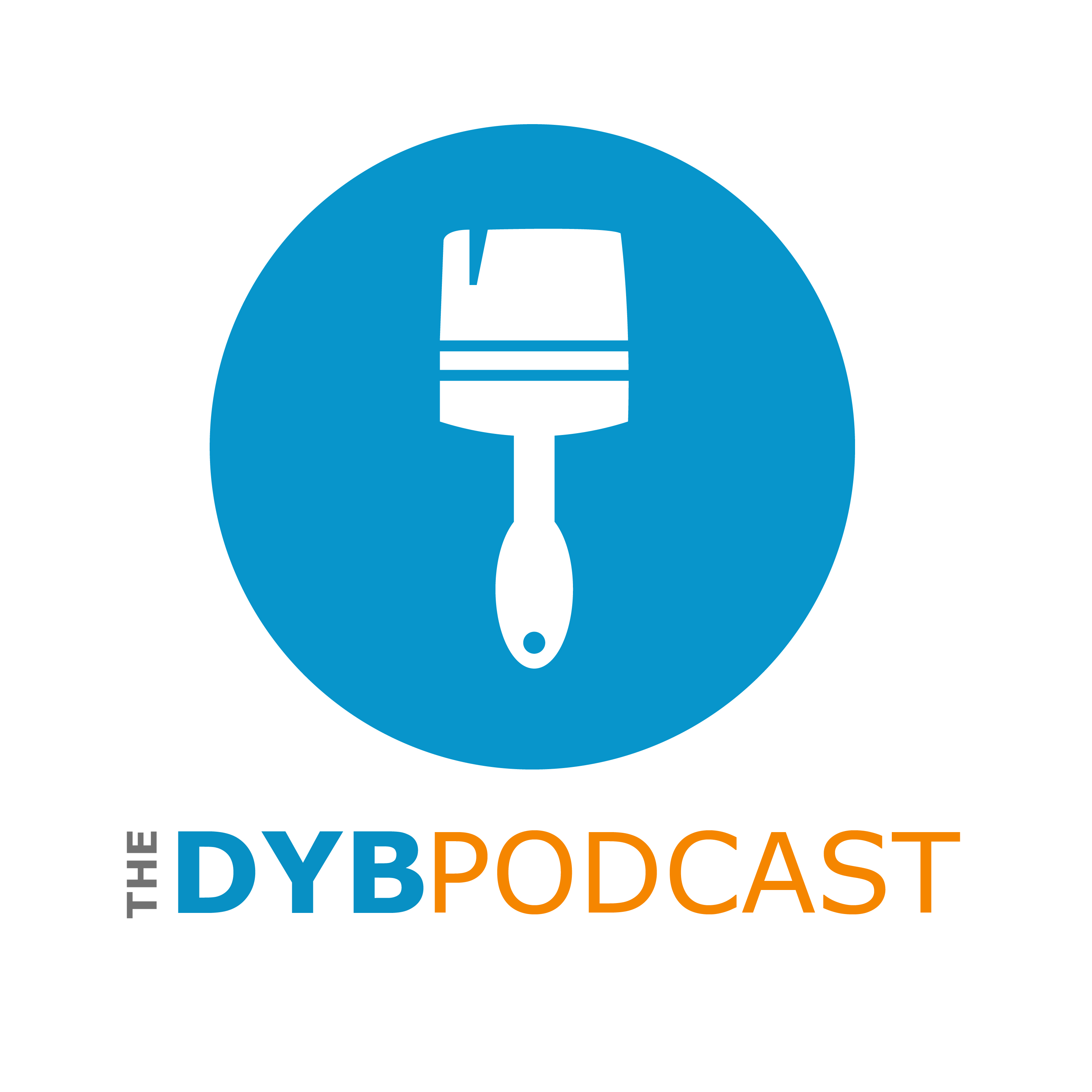 DYB Podcast show art