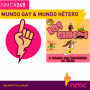 Artwork for NMC #249 - Mundo Gay e Mundo Hetero - Com Los Chicos