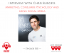 Artwork for LTBP #100 - Chris Burgess: Marketing, Consumer Psychology and Using Social Media
