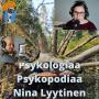 Artwork for Psykologiaa Psykopodiaa - Nina Lyytinen