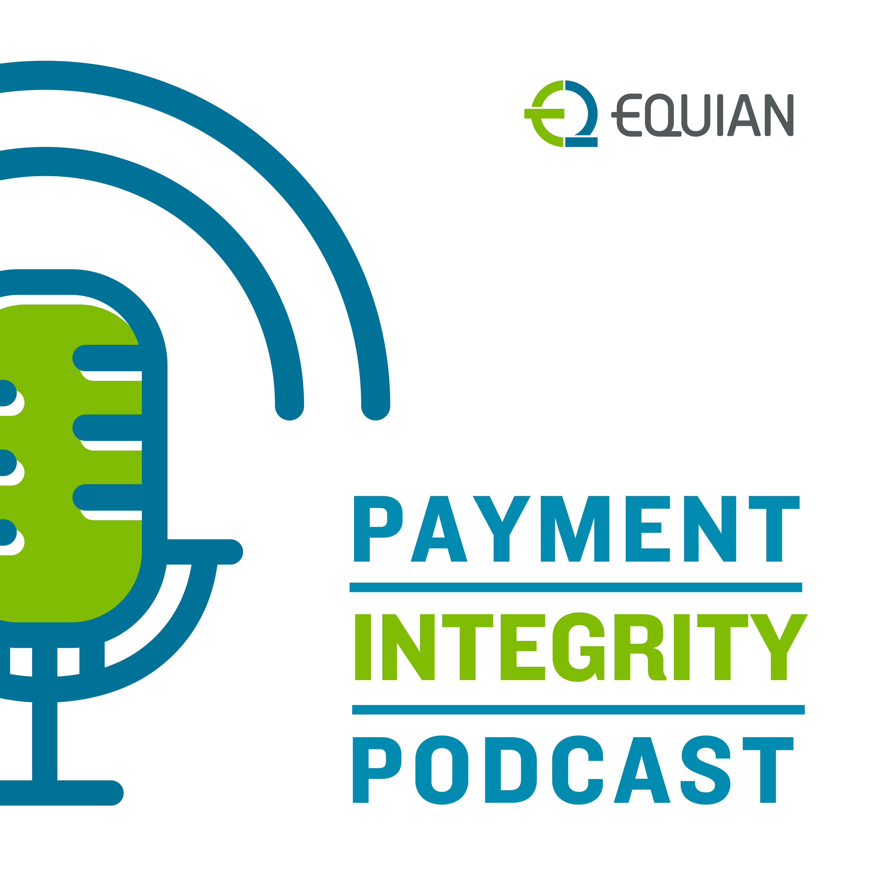 Equian Payment Integrity Podcast show art