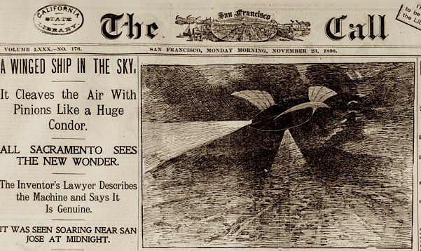 191 - The Airships of 1896
