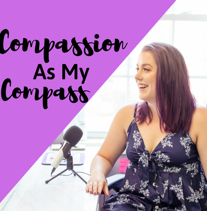 Compassion As My Compass show art