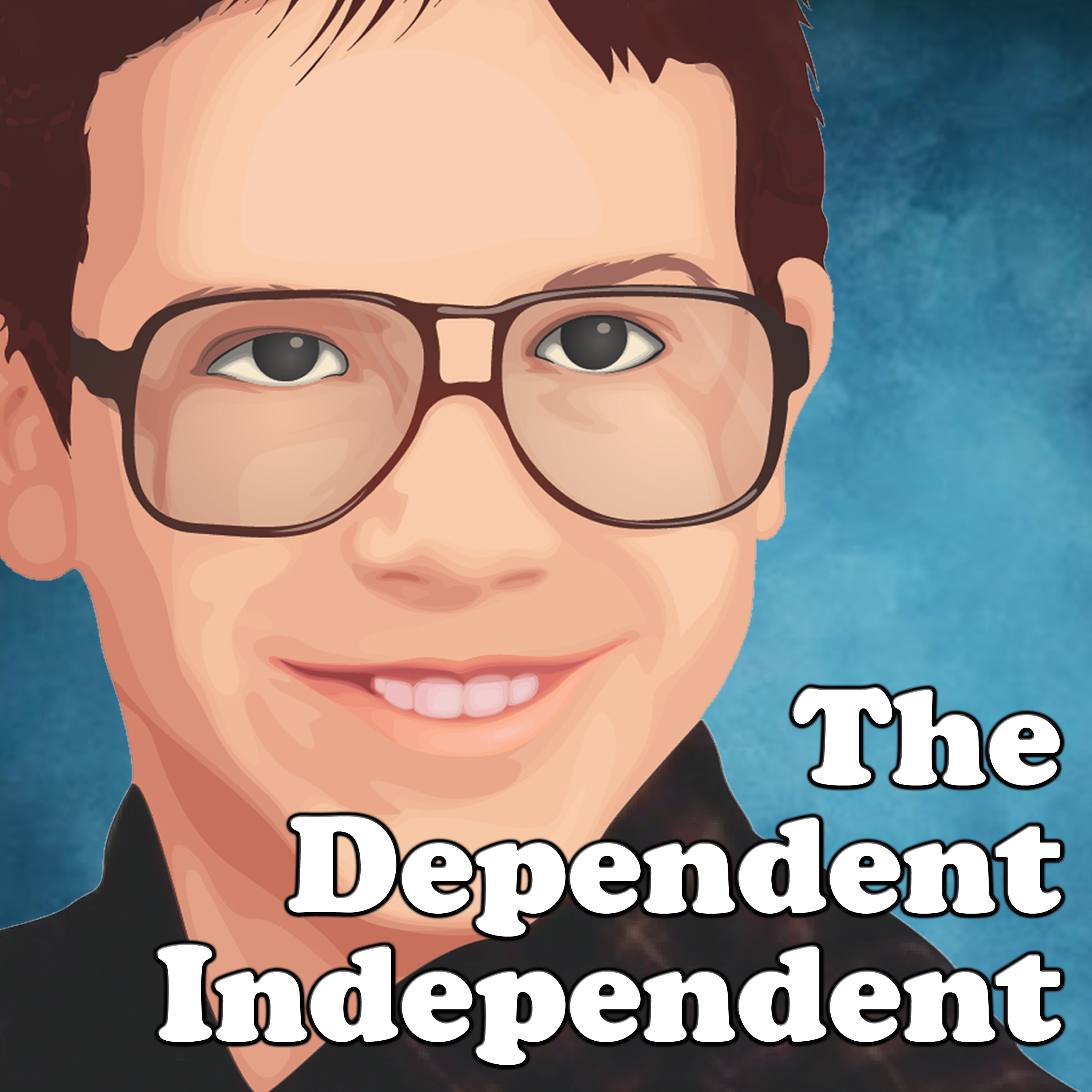 The Dependent Independent Podcast logo