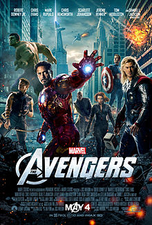 Fanboy Power Hour At The Movies Episode 3: THE AVENGERS!