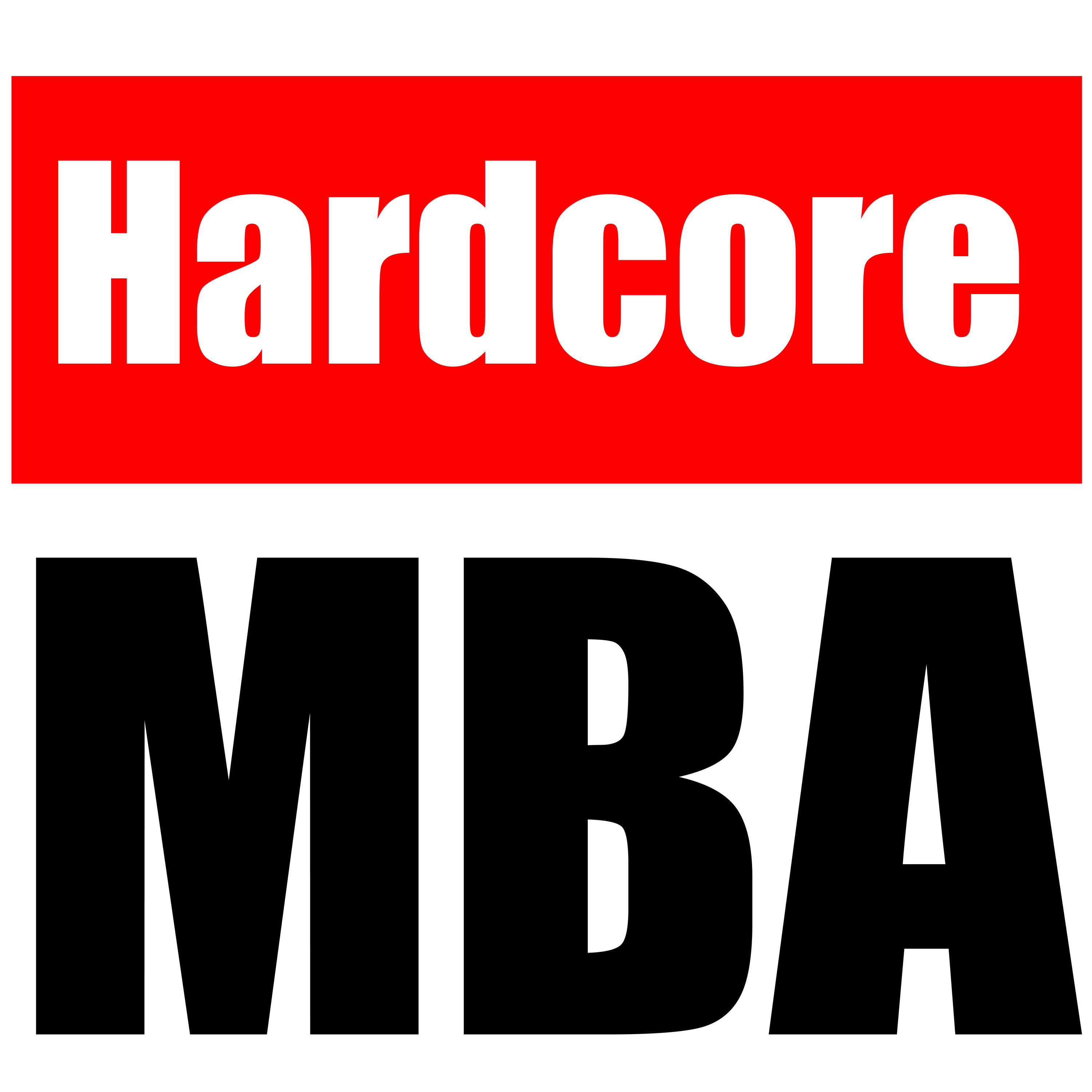 Hardcore MBA Podcast