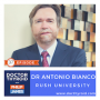 Artwork for 37: Adding T3 to T4 Will Make You Feel Better?  For Some the Answer is 'Yes' with Dr. Antonio Bianco from Rush University