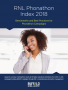 Artwork for Phonathon Index 2018 - Insights on higher education phone solicitation