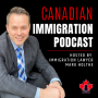 Artwork for 001: Official Introduction to the Canadian Immigration Podcast