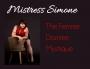 Artwork for FDM023 -Mistress Interview