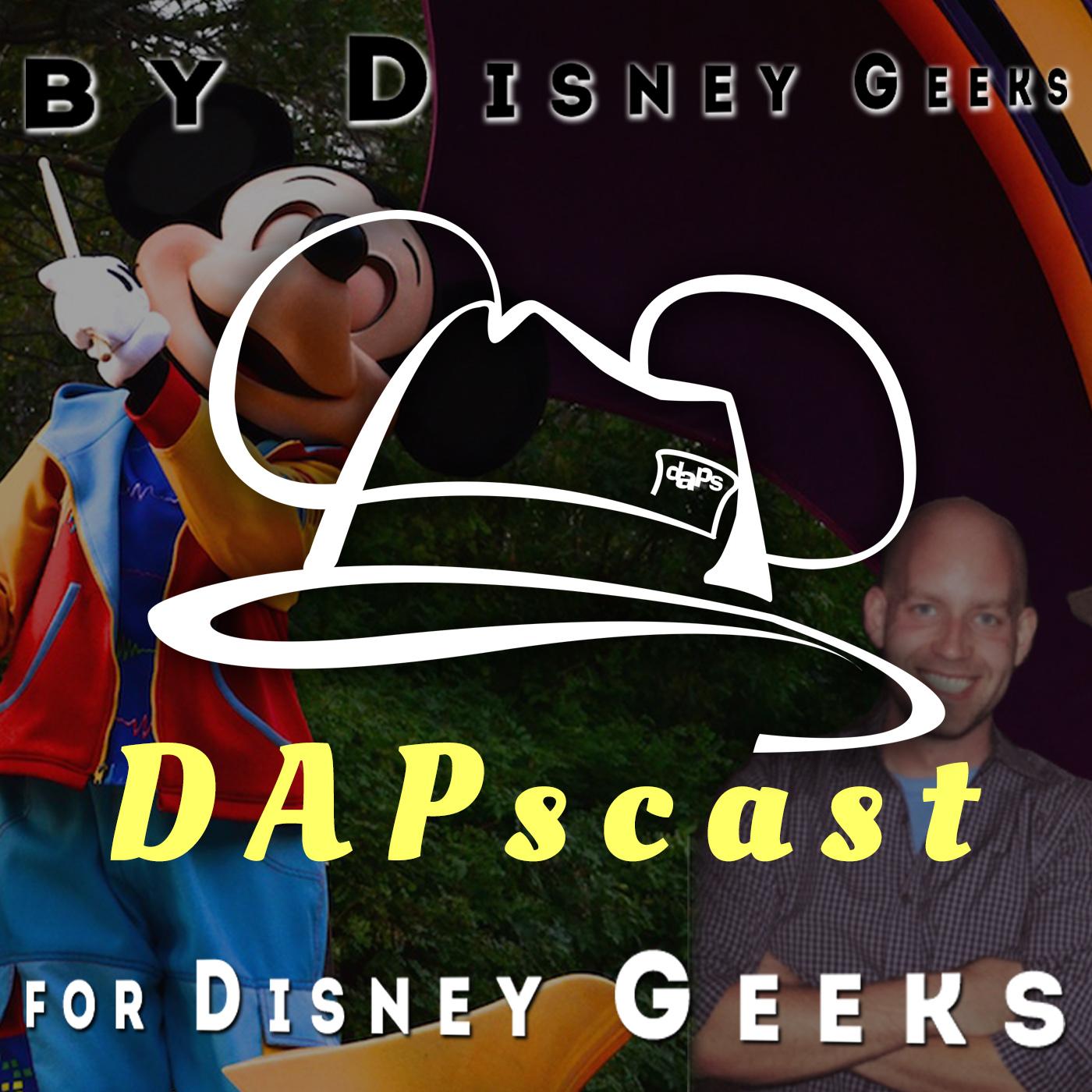 DAPscast Episode 21 - Bret Iwan