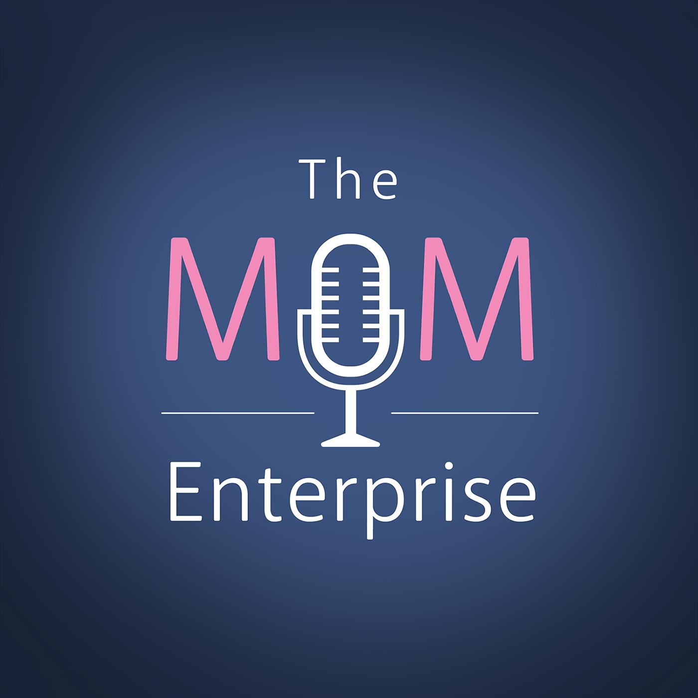 The Mom Enterprise show art
