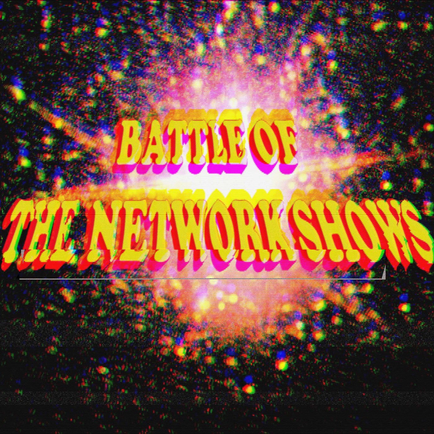 Battle of the Network Shows show art