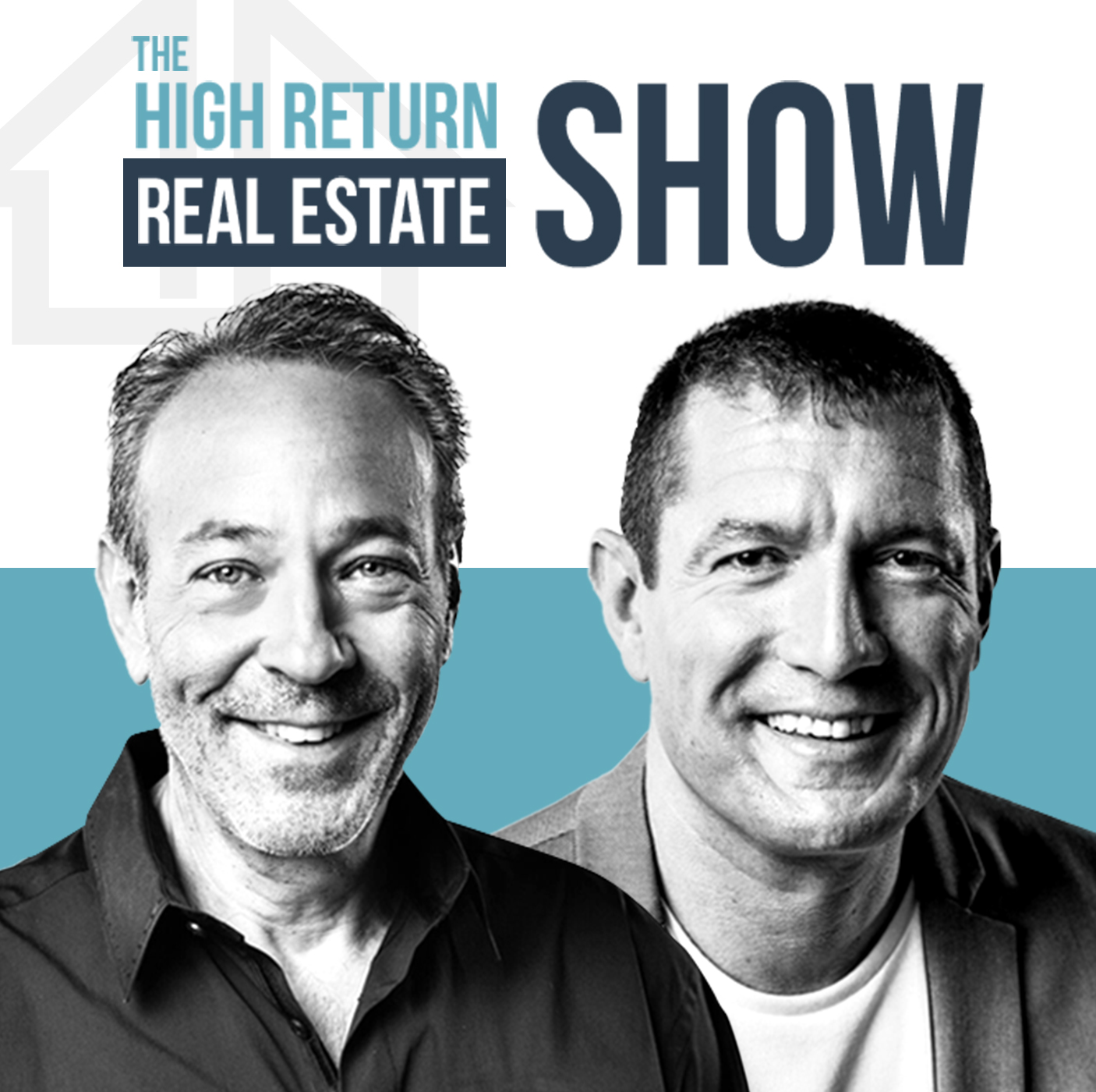 Episode #57 - Large Scale Residential Investing With Noel Christopher show art