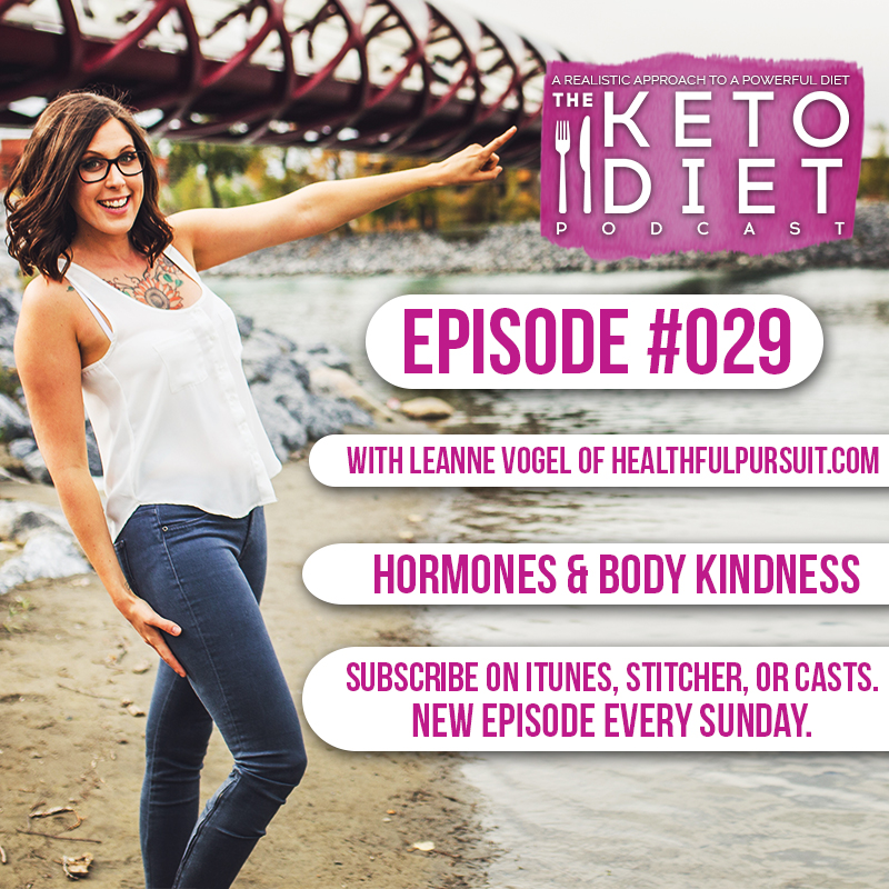 #029 Hormones and Body Kindness with Kiran Ram