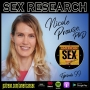 Artwork for Sex Research with Nicole Prause - Ep 99