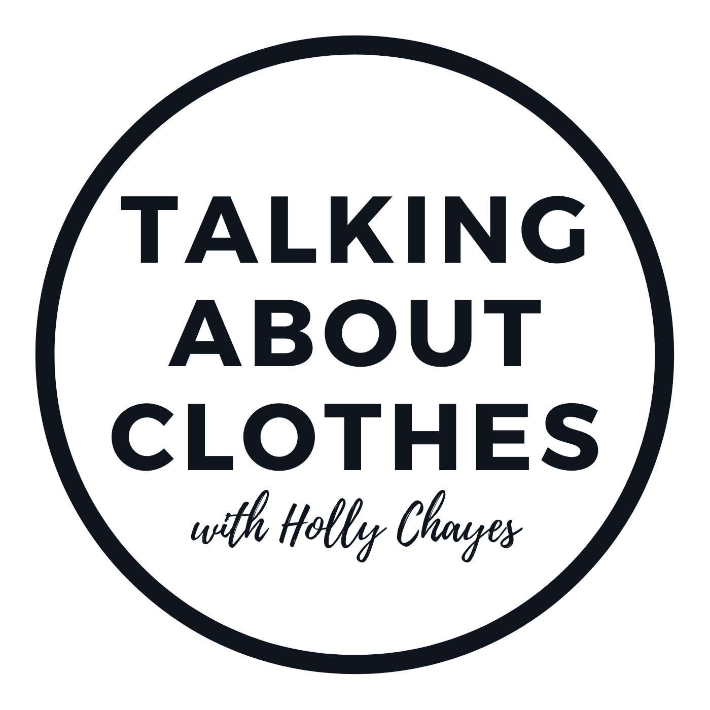 [Change] Becoming intentional about your clothing with Elizabeth Gowing