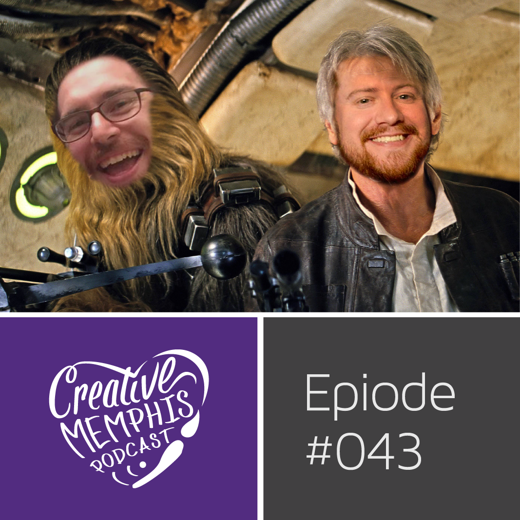 Episode #043: Billy & Andrew | Holiday+Outtakes 2015