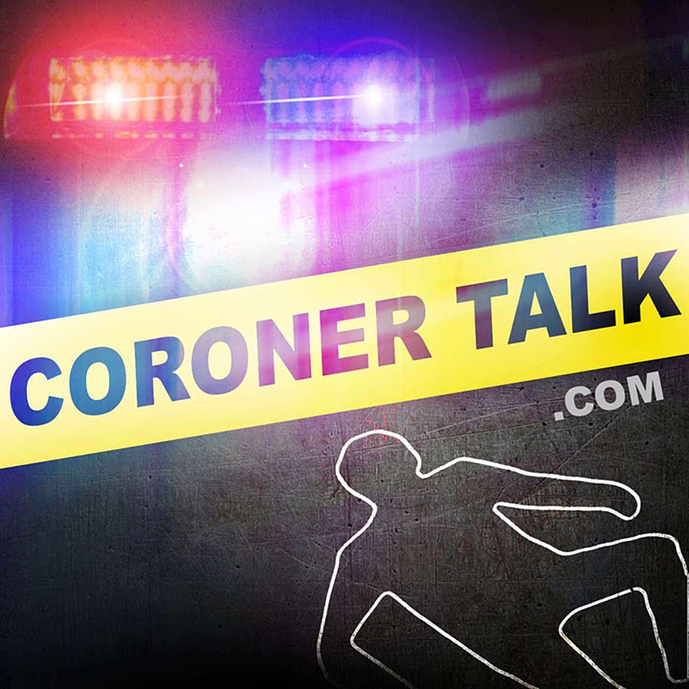 Coroner Talk  Death Investigation Training show art
