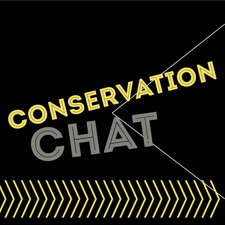 Conservation Chat show art