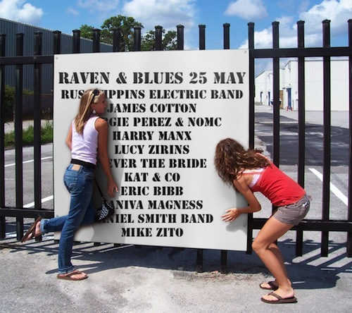 Raven and Blues 25 May 2013