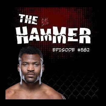 Artwork for The Hammer MMA Radio - Episode 350