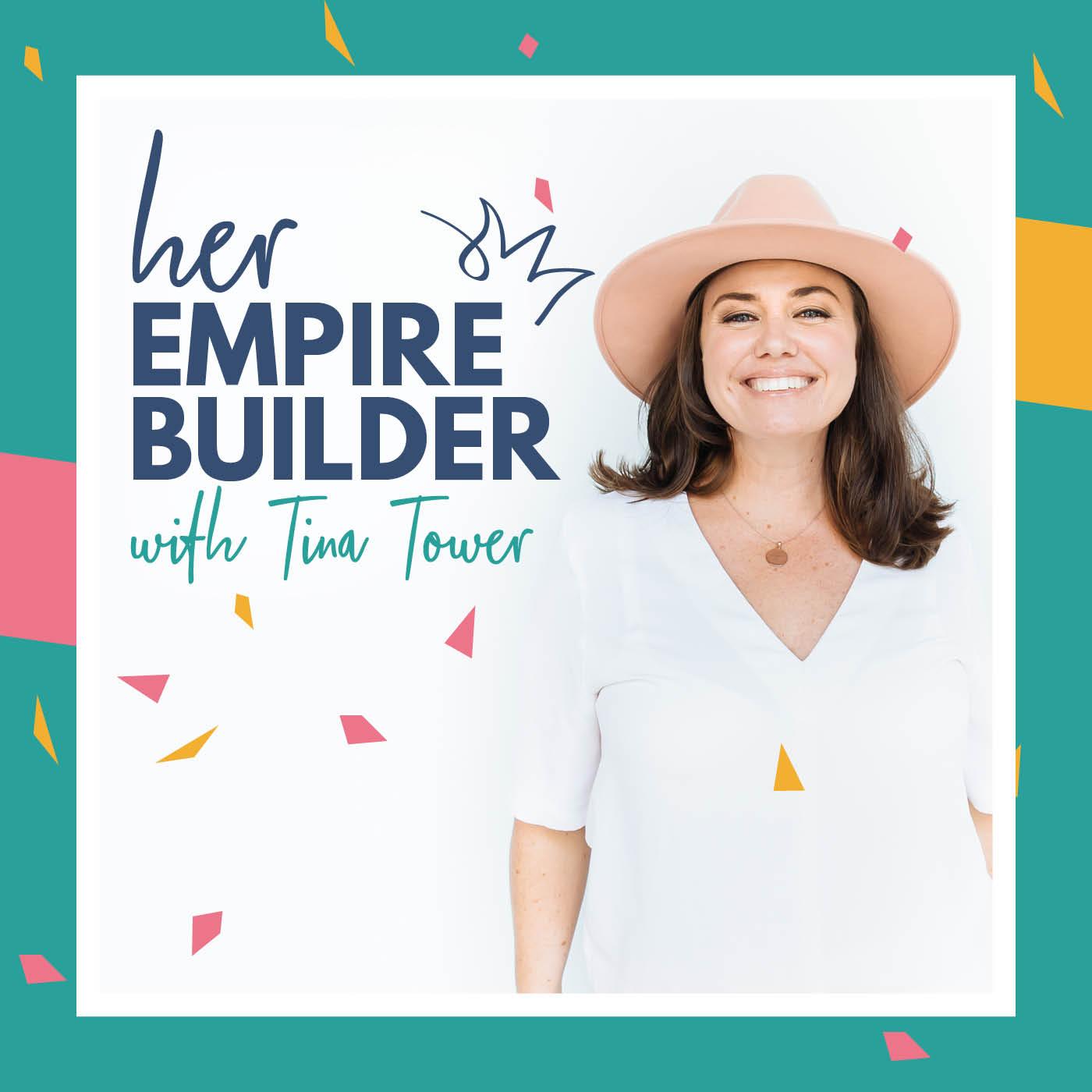 Her Empire Builder show art
