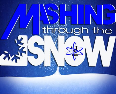 Mashing Through the Snow