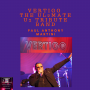 Artwork for LDG #044 Paul Anthony Martini - Vertigo - The UL2Mate U2 Tribute Band