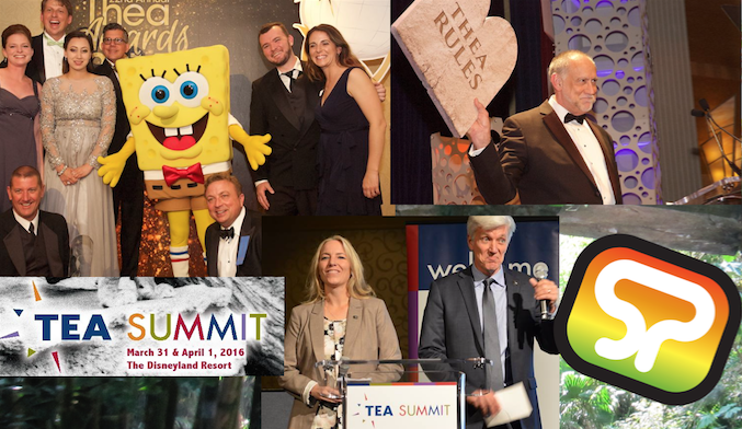 tspp #336- TEA Summit Day 2 pt. 1- One World, Henry Ford, Spongebob, LAX & More! 12/14/16